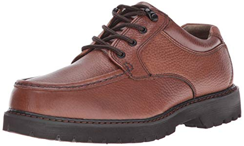 Dockers Men's Glacier Moc Toe Oxford,Dark Tan,10.5 W US