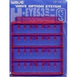 WAVE オプションシステム シリーズ Hアイズ 3 ピンク