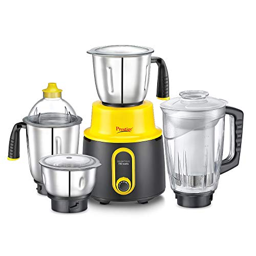 Prestige Delight Plus 750 Watts Mixer Grinder