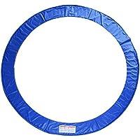 HOMCOM Cubierta de Proteccion Borde Cama elástica y Trampolines, diámetro ø 244, Color Azul