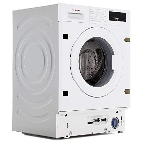 Bosch WIW28300GB Serie 6 8kg 1400RPM Integrated Washing Machine -White