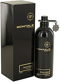 Montale Black Aoud Eau de Parfum Spray (Unisex) by Montale – 3.4 oz
