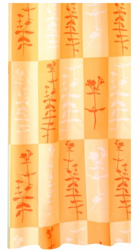 Spirella KIRA Sunshine 180X200 DUSCHVORHANG Textil