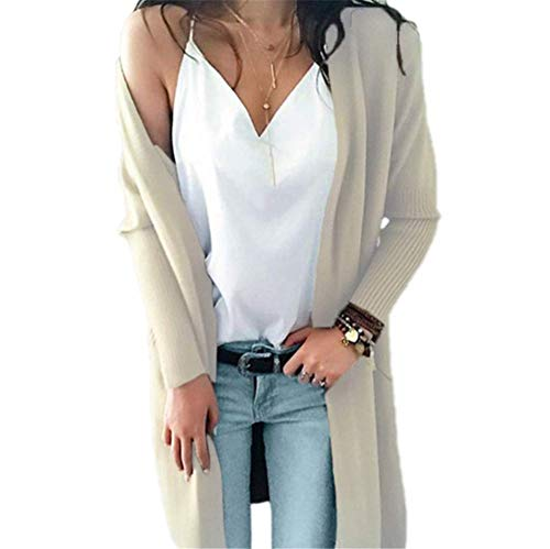 SMTM Herbst und Winter Damen Jacke New Double Pocket Half-Length Sweater Cardigan...