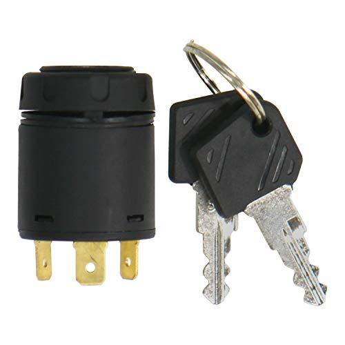Disenparts 7915492622 JK410 JK801 JK802 Interruptor de Encendido con Llaves 7915492619 para...
