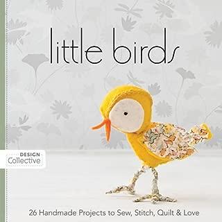 crochet love birds