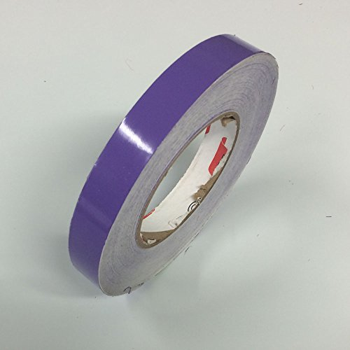 ORACAL 651 Vinyl Pinstriping Tape - Decals, Stickers, Striping - 1/8' Lavender