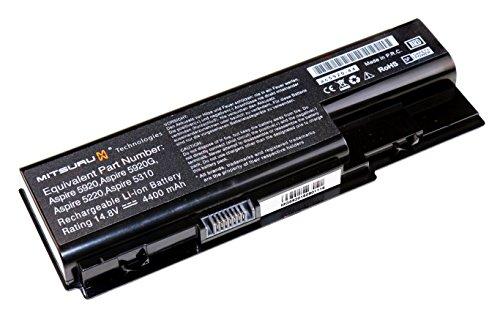 Ersatz-Akku für Notebook Acer TravelMate 7330 7530 7730 Packard Bell Easynote DT85 LJ61 LJ65 LJ71 LJ73 LJ75 LJ77