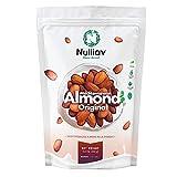 NULLIAV   Mediterranean Almond Milk Powder Original   15.5 Oz (440g)   Makes 1.45 GAL