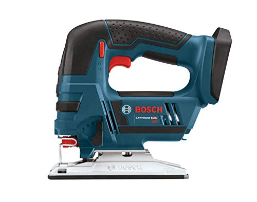 Product Image 3: BOSCH 18-Volt Lithium-Ion Cordless Jig Saw Bare Tool JSH180B,Blue