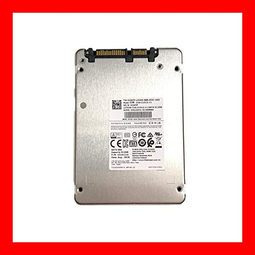 CVA C1512 11 JJKFP Lite On SSD 512GB 2.5 7mm SATA 6 Gb/s for Dell Precision DPN 0JJKFP LiteOn High Performance (New with Warranty) Solid State Drive