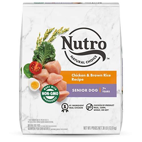 NUTRO WHOLESOME ESSENTIALS Senior Natural Dry...