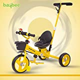 Baybee Breeze pro 2 in 1 Kids Tricycle Convertible Baby Tricycle Kid's Trike