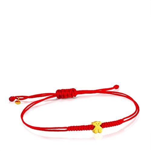 TOUS Pulsera cuerda Niña oro amarillo - 414831000