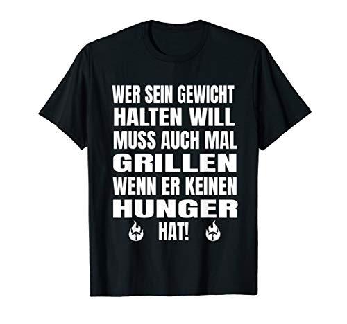 Rindfleisch Würste, Grillwurst, Würstchen & Wurst Sprüche T-Shirt