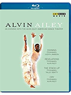 Alvin Ailey - An Evening with the Alvin Ailey American Dance Theater (1986) [Blu-ray]
