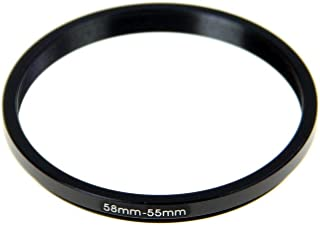Adaptador de Filtro para Lente 58-55mm