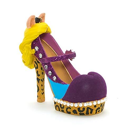 Disneyland Paris Miss Piggy - Muppets Show - Miniature Decorative Shoe