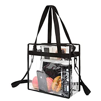 Best clear plastic tote bag Reviews