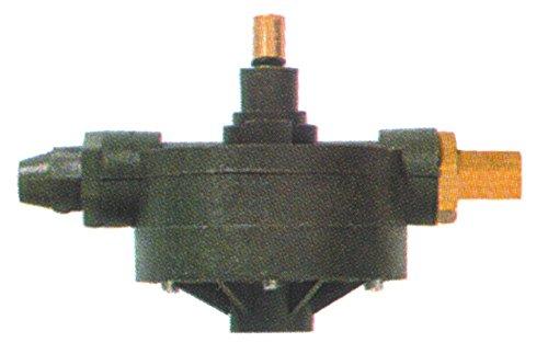 GERMAC 1000 doseerapparaat voor vaatwasser Zanussi voor spoeler, buisuitgang M10x1 drukaansluiting voor buizen ø 6mm M10x1IG