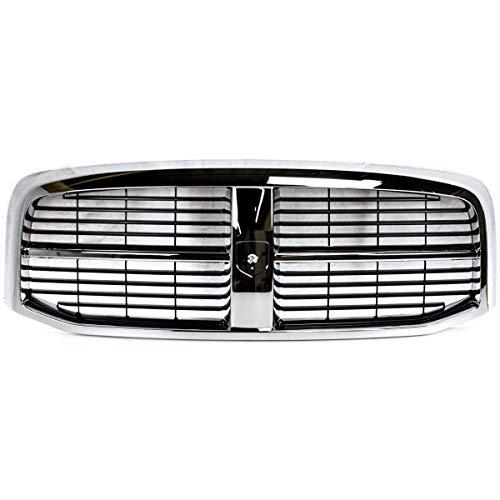 07 ram black grille - 7
