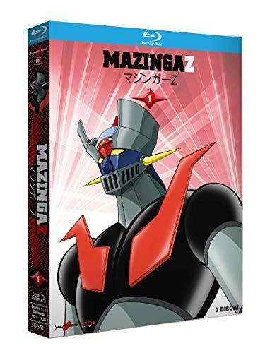 Mazinga Z- Volume 1 (Collectors Edition) (3 Blu Ray)