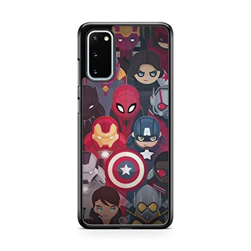 Inspired by Avengers Endgame Funny case for Samsung Galaxy A71 5G A51 5G A70 A50 A20 A11 A10e A01 Superhero Comics Logo M289