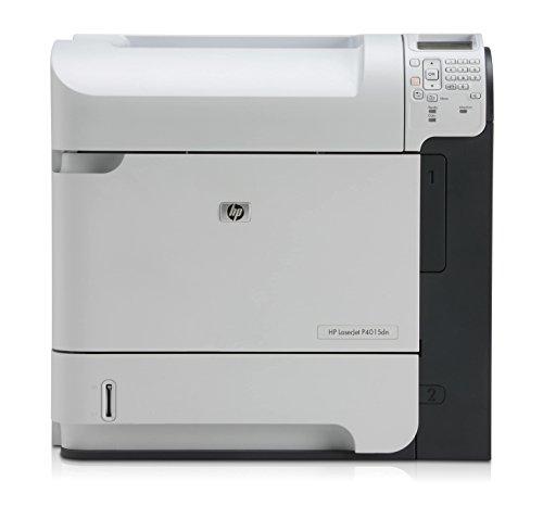 HP Laserjet P4015dn Monochrom (A4) Laser Drucker (mit Duplexer+Netzwerk Bereit) 128MB 50ppm 600 Blätter