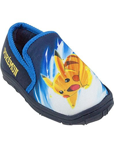 Pokemon Pika Boy's Slippers (10 UK Kids)