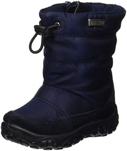 Naturino Jungen POZNURR Stiefel, Blau (Bleu 0c01), 25 EU