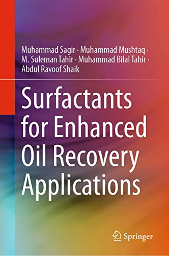 Surfactants for Enhanced Oil Recovery Applications