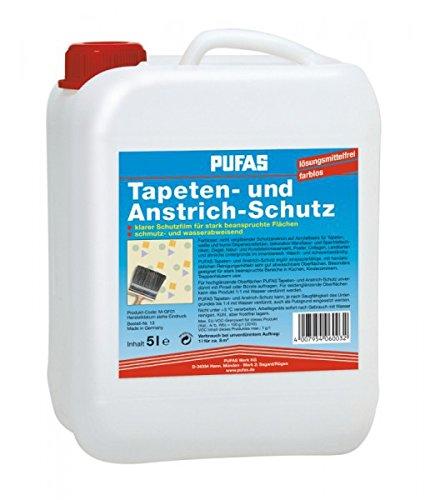 PUFAS Tapeten- und Anstrichschutz 5 Liter