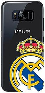 e70effe0a2e Real Madrid RMCAR015 - Carcasa con Escudo para Samsung Galaxy S8 Plus