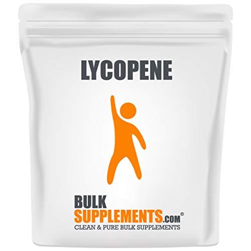BulkSupplements.com Lycopene Powder Antioxidants Supplement - Nutritional Supplements - Prostate Supplements for Men - Prostate Supplement (100 Grams)