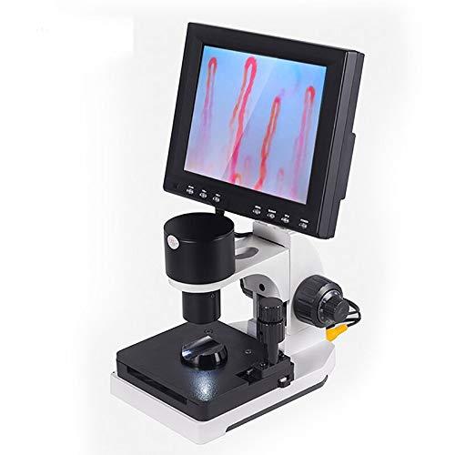8 inch LCD Capillary nailfold Blood Vessel microcirculation Microscope Machine