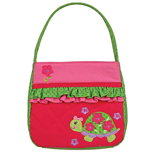 Stephen Joseph Quilted Purse, Turtle