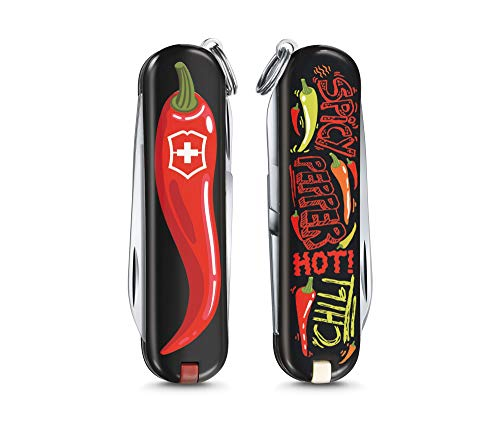 VICTORINOX V06223.L1904, Chili Peppers, Small