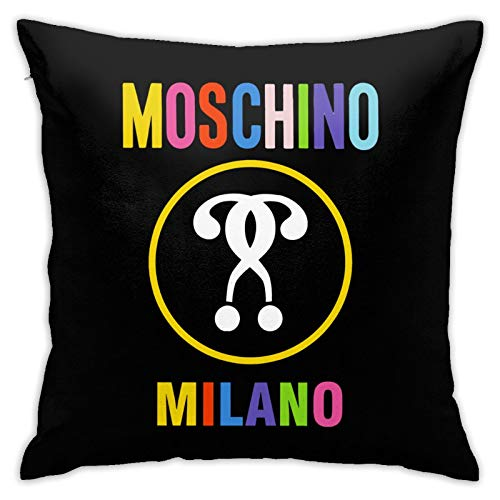 Tromborg Mos-Chino Mi-Lano Pillowcase Home Sofa Bed Decorated with Soft and Comfortable Washing Pillowcase (1818in)