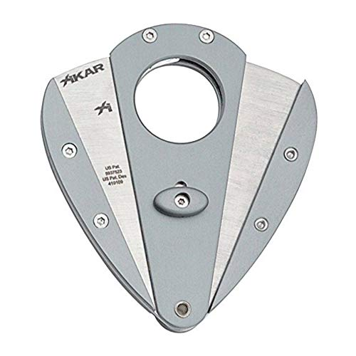 The Big Easy Tobacco Accessories Xikar Titanium Finish Cigar Cutter