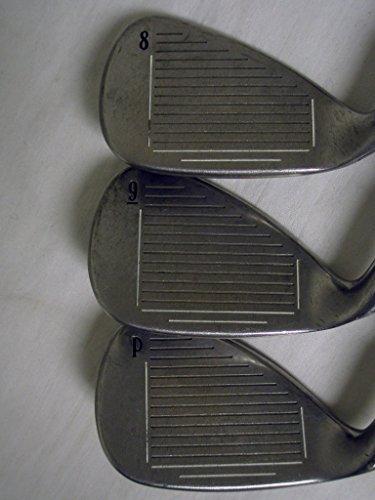 Product Image 4: Callaway X-20 Irons Set 4-PW (Steel Uniflex) X20 Oversize Golf Clubs