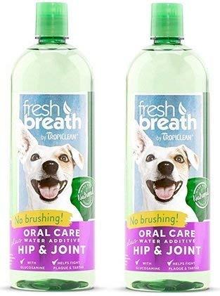 TropiClean Fresh Breath Joint Additive