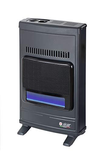 Estufa de gas metano de llama azul 4000 W