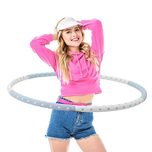Creatck Fitness Exercise Hoop, R...