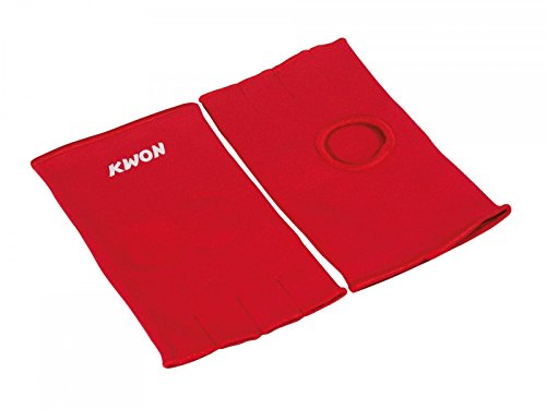 KWON Innenhandschuhe XS rot
