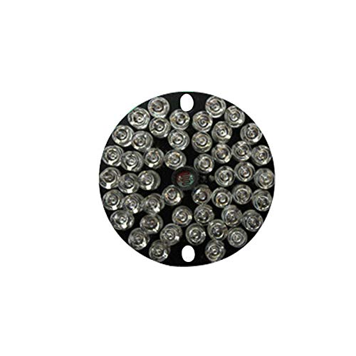 Jammas 10X Best Quality IR led 850nm with Board Plate Infrared led for CCTV Video Camera