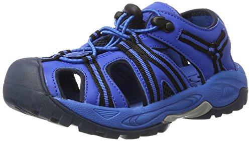 CMP Aquarii, Chaussures de Trekking et randonnée Mixte, Bleu (Zaffiro), 35 EU