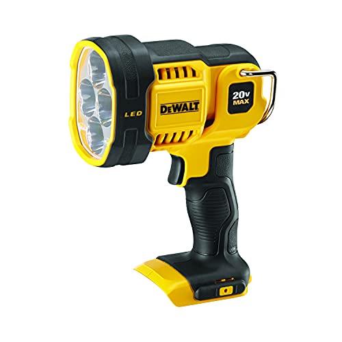 DEWALT 20V MAX LED Work Light, Pivoting Head (DCL043)