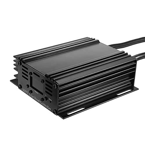 coldwind Mppt Solar Boost Controlador De Carga 500w 24v A 88v Batería Paquete Solar Panel Coche Vehículo Eléctrico Regulador De Voltaje De Carga-Negro 500w
