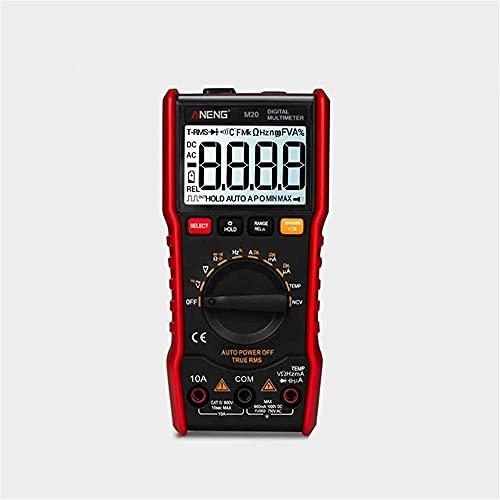 Sanzang HLD Digital MULTIMETE Instrumento EXCLÍTICO Digital MULTIMETOR Digital Rango AUTOMÁTICO Medio Universal INSTRUMENTE MULTIFUNCIÓN Electrical MULTIMETE Digital AUTOMÁTICO