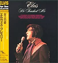 He Touched Me Elvis Paper Sleeve Collection Mini 24 bit 96 khz
